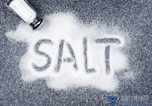 健身为什么不能吃盐