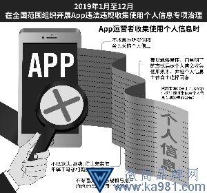 App违规授权成重灾区 网络安全立法正在酝酿大突破