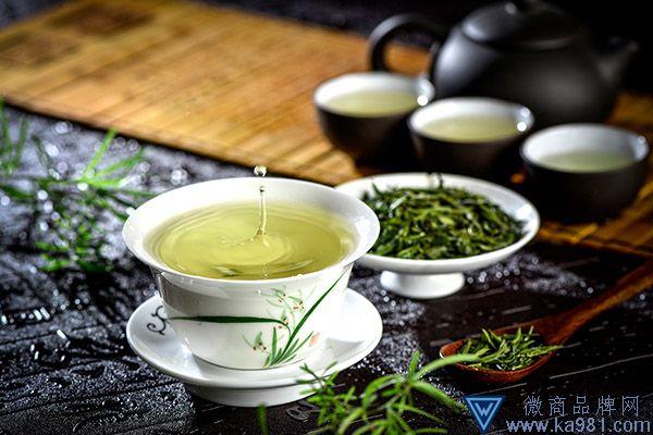 竹叶茶的功效与作用