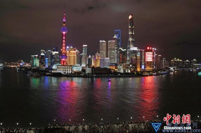资料图:上海。中新社记者 殷立勤 摄