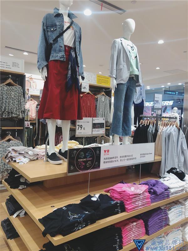 看日本三大服装企业如何调整活力
