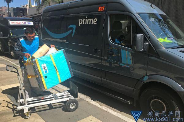 亚马逊鼓励员工离职搞快递 提供订单和配送技术支持