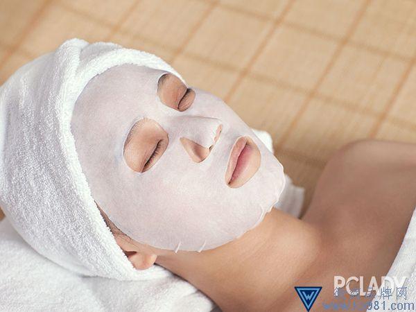 敷面膜刺痛是缺水吗