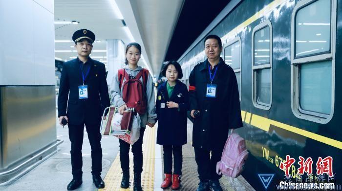 """深圳""""小候鸟""""姐妹的温暖归湘之旅"""